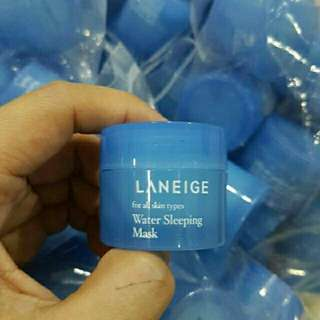 BEST SELLER! ORI 100% - LANEIGE WATER SLEEPING MASK 15ML
