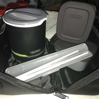 THERMOS heat insulated lunch box