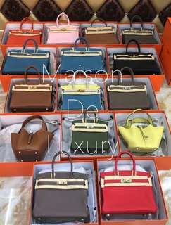 📦Our Best Selling Hermès Ready To Delivery Out!