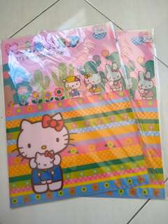 Hello Kitty A4 files