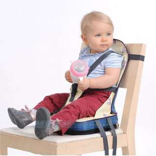 Baby's Dining Chair Support