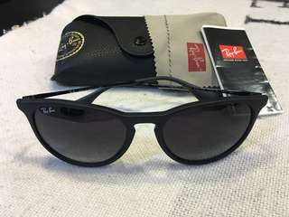 Authentic Rayban RB4171 Erika 622/8G 145 3N