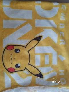 平!減!Pokemon towel / 比卡超毛巾