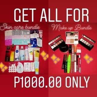 Skin care, make up & more!