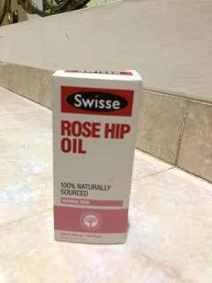 Brand new swisse rosehip oil