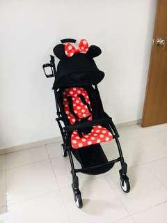 Stroller Lipat Display Set Murah