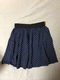 Cotton-On Polka Dot Skirt