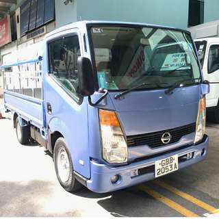 Nissan Cabstar (New 5-yr COE) Manual