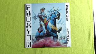 PROXYON . space force. Vinyl record