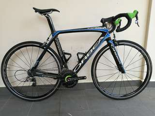 Orbea Orca Gold 2014. SRAM Red 10sp. Power2Max S-type power meter