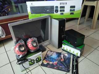 Core 2 duo Computer Package