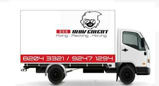 24/7 movers!! Moving home made simple and snappy!