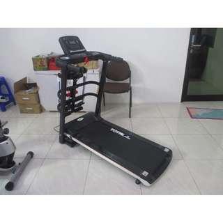 Treadmill Elektrik 3 In 1 & Alat Pelangsing Electric TL 607 Garansi