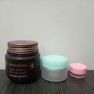 Super Volcanic Pore Clay Mask (Share in Jar)