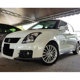 Suzuki Swift Sport 1.6 (A) CBU 2011