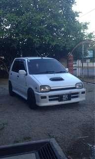 Kancil Turbo l2s