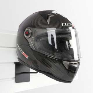 Motorcycle Helmet Wall Holder Rack Helmet Stand