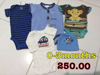 Take All for Newborn up to 3months baby boy
