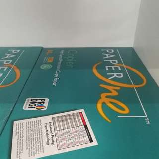 PAPERONE HIGH SPEED PREMIUM COPY PAPER A3L 80GSM