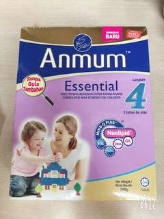 BNIB Anmum Essential milk powder