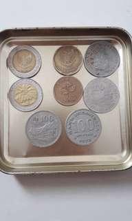 Uang Logam Koin Kuno Jamn Dahulu