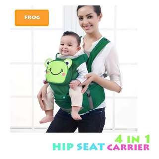 Hip Seat 4 in 1 Carrier