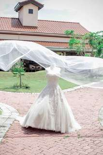 Wedding Gown 3 in 1