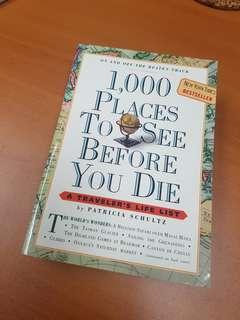 Places to visit before u die