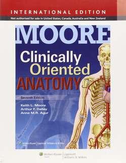 Clinically Oriented anatomy E Book