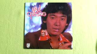 LOCAL D.J./ ARTIST / ENTERTAINER  ( PAUL CHEONG AND THE WYNNERS ).  Vinyl record