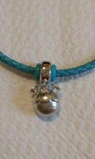 周大福 福星寶寶 925 純銀 手繩 禮物