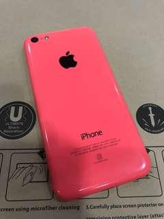 中古 iPhone 5C 16G 粉色