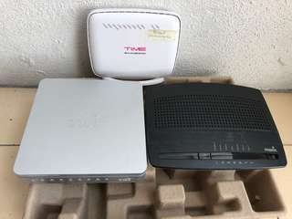 TM Modem, Time & Maxis Fiber Router