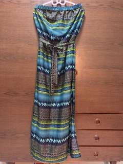 PL: Dorothy Perkins Maxi Dress
