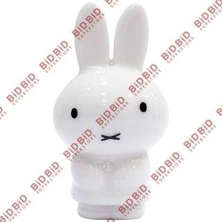 Miffy 迷你 陶瓷公仔 陶瓷擺設 陶瓷 公仔 擺設 戒指座 介指座 日本製 ((( 全高約6cm )))
