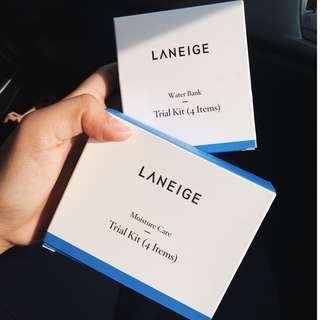 LANEIGE Water Bank Kit!