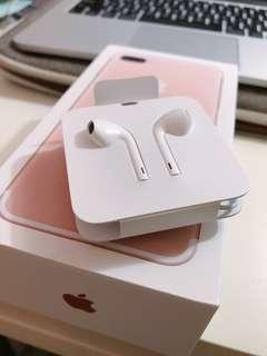 Apple原廠正版耳機(全新)