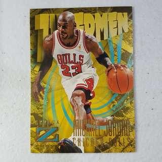 1996-97 Skybox Z Force Zupermen Michael Jordan #179
