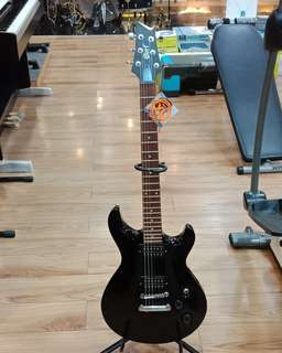 Gitar elektrik Cort M200 BK ( Kredit )