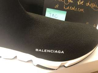 Balenciaga speed trainer EU39