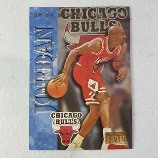 1996-97 SkyBox Michael Jordan Point Men Premium #247