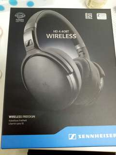 Sennheiser HD 4.4 BTNC Wireless Bluetooth Headphones