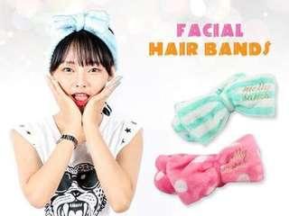 Facial Headband