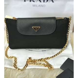BRAND NEW PRADA TESUTTO SLING TYPE