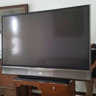 TV JVC 70 inc
