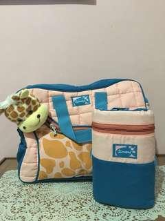 Tas Keperluan Bayi / Baby Bag Snobby
