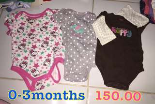 Take all Onesie Hello kitty 0-3 months