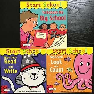 Ladybird Start School Set