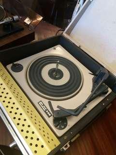 Vintage lp player..