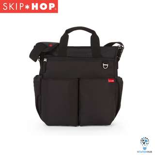 Skip Hop Duo Signature Diaper Bag | Black [BG-SH200300]
